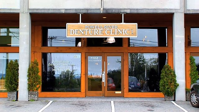 Powell River Denture Clinic
